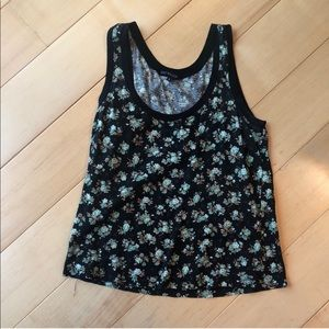 Truly Madly Deeply Urban Outfitters Floral Tank
